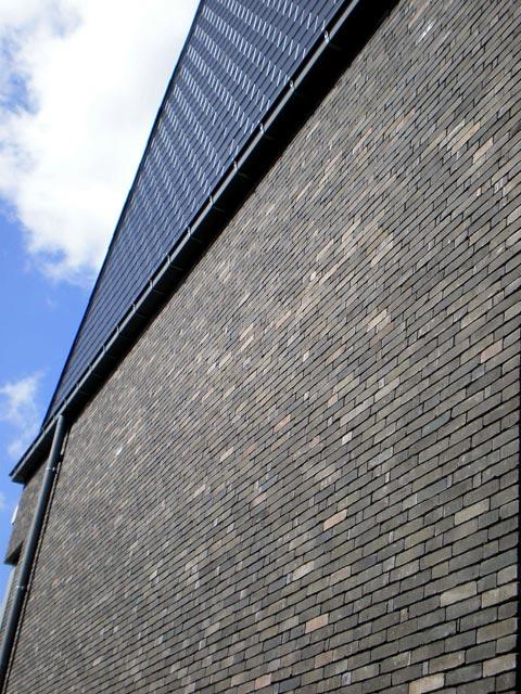 brique de facade et plaquette de parement nature vande. Black Bedroom Furniture Sets. Home Design Ideas